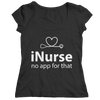 Image of Inurse No App For That - Unisex Shirt, Unisex Shirt  | Evan Mila - EvanMila.com