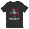Image of Firefighters Always Ready, Unisex Shirt  | Evan Mila - EvanMila.com