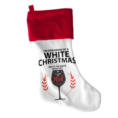I'm Dreaming Of A White Christmas, Stockings  | Evan Mila - EvanMila.com
