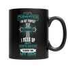 I am a Christian, 11oz Black Mug  | Evan Mila - EvanMila.com