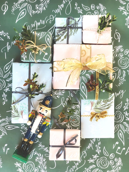 Heaven and Nature Sing - Wrapping Paper