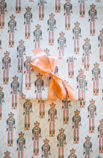 Nutcracker - Wrapping Paper