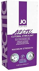 JO ARCTIC Clitoral Stimulant. Silicone Based Gel
