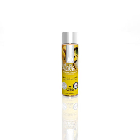 JO H20 BANANA LICK Water-based lubricant 30ml