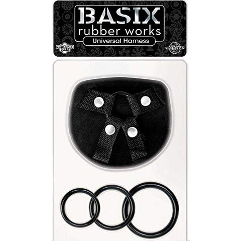 BASIX rubber works UNIVERSAL HARNESS