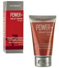 POWER+Delay Cream for men