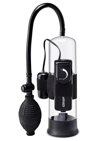 PIPEDREAM PUMPWORX Deluxe Vibrating Power Pump