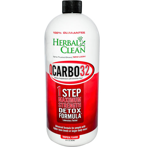 Q Carbo 32 Detox Drink 948ml