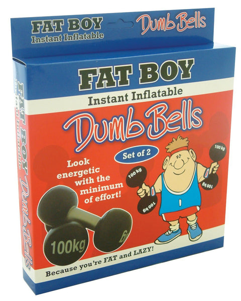 Fat Boy Inflatable Dumb Bells