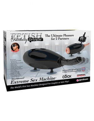 Extreme Sex Machine: Pleasure Partner for 2