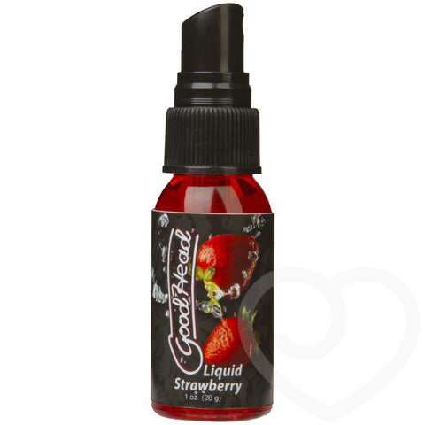 Good Head Oral Spray: Liquid Strawberry 29ml