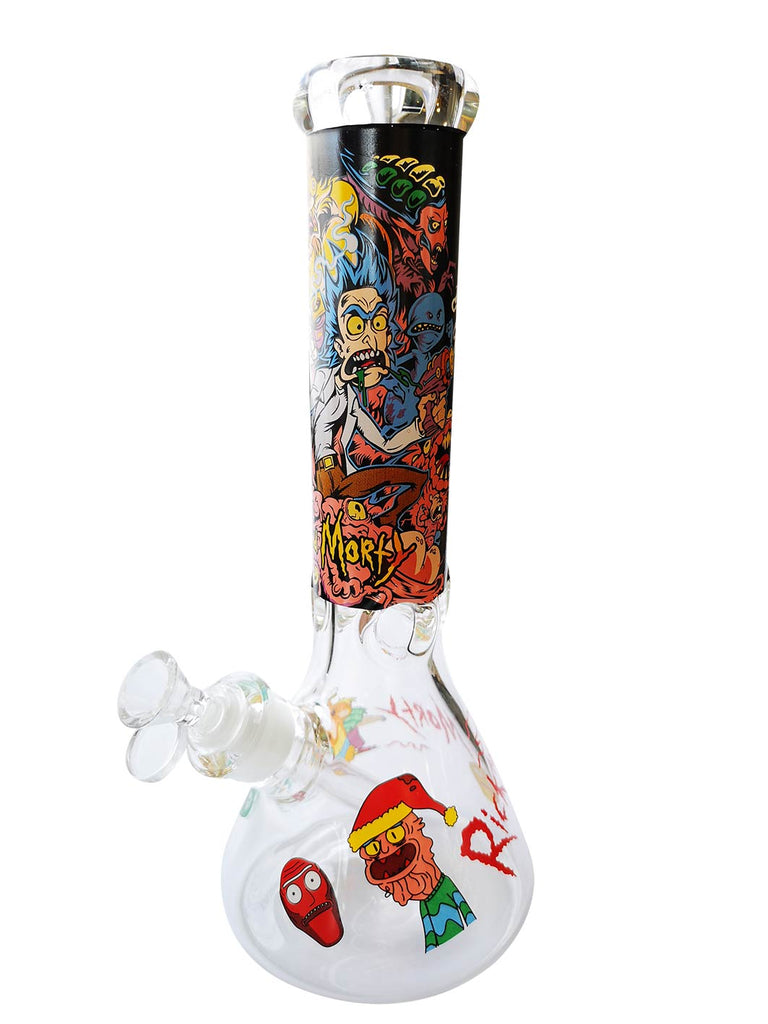 Rick and Morty water pipe (1)