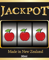 JACKPOT E JUICE 30ml CRAFTED IN NZ 60/40 VG/PG