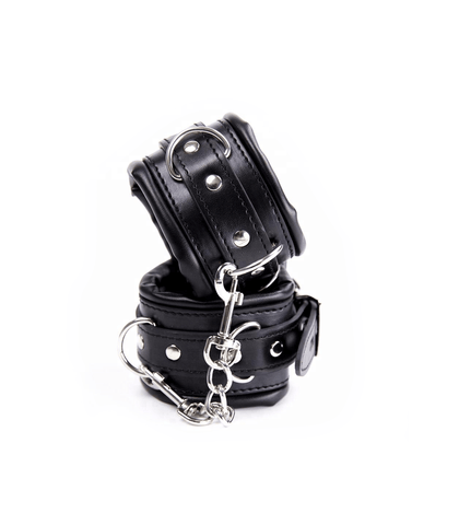 BERLIN BABY Hand Cuffs With Diamante Buckle