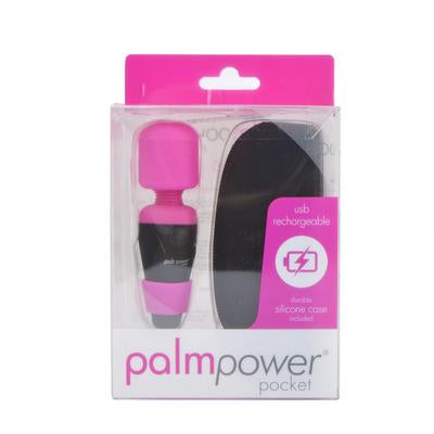 palmpower pocket wand usb rechargeable