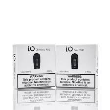 INNOKIN i.o pods Kal & Ceramic cartridge