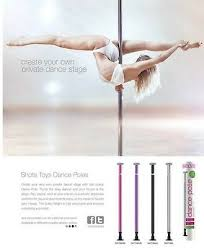 Dance Pole by Shots Toys