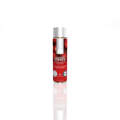 JO H20 Strawberry Kisses Water based lubricant 30ml