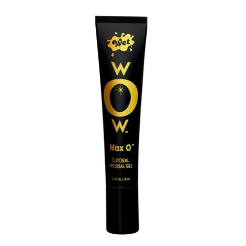 Wet Max O Arousal Gel 15ml