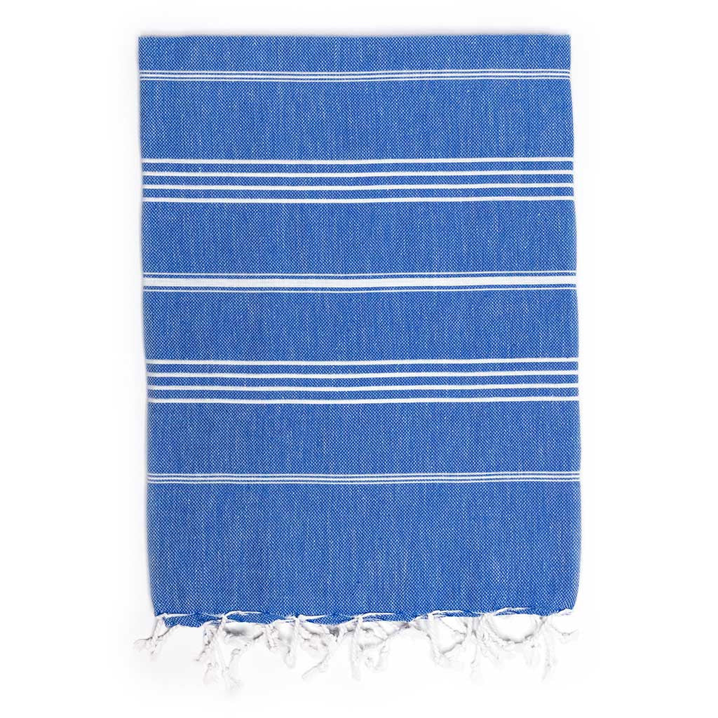 Stripes Towel (Blue)