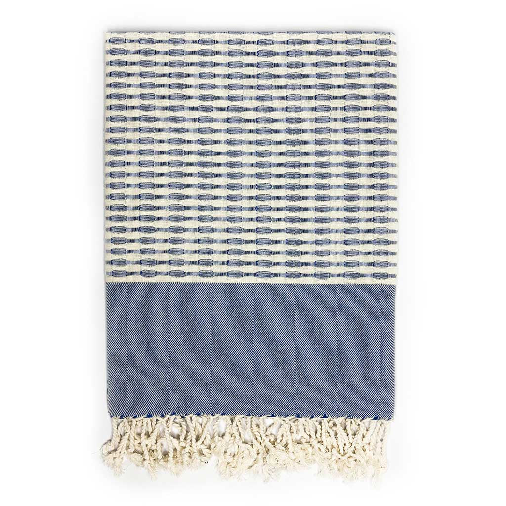 Cadence Towel (Blue)