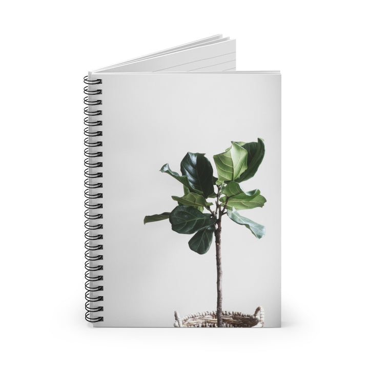Houseplant - Spiral Lined Notebook