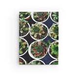 Succulent Love - Hardcover Blank Journal
