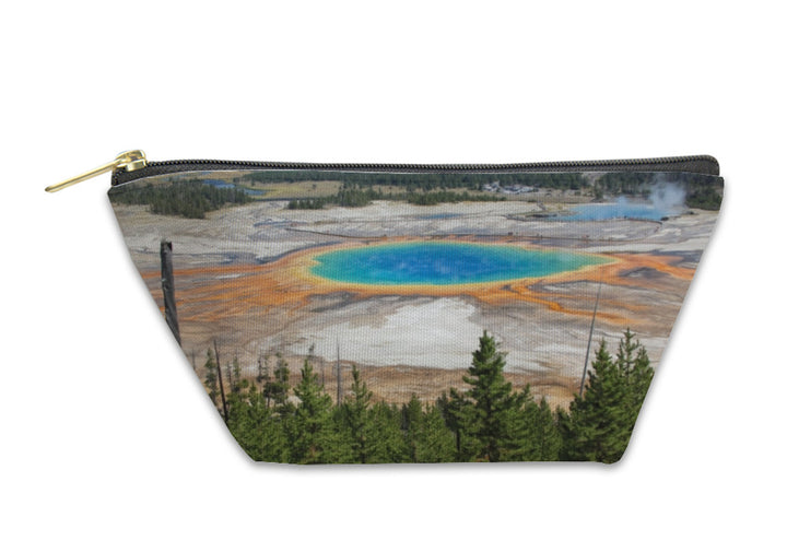 Accessory Pouch - The Grand Prismatic - Yellowstone National Park USA