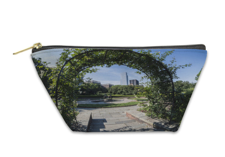 Accessory Pouch, Central Park New York City The Conservatory Garden