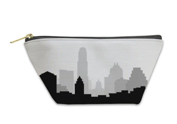 Accessory Pouch - Austin Texas Skyline