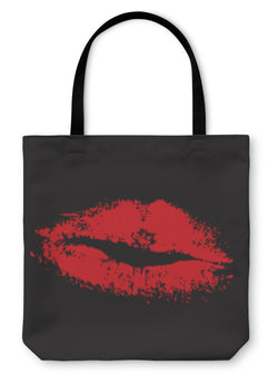Tote Bag, Sexy Lips