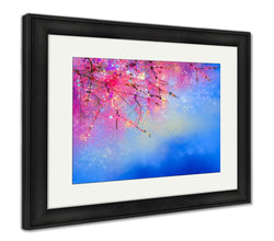 Framed Print - Cherry Blossoms