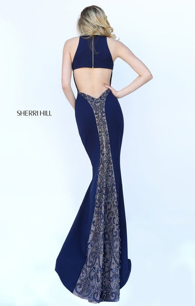 D266 Sexy V Neck Long Mermaid Prom Gowns, Chapel Train Emboridery Hunter Green Evening Dresses