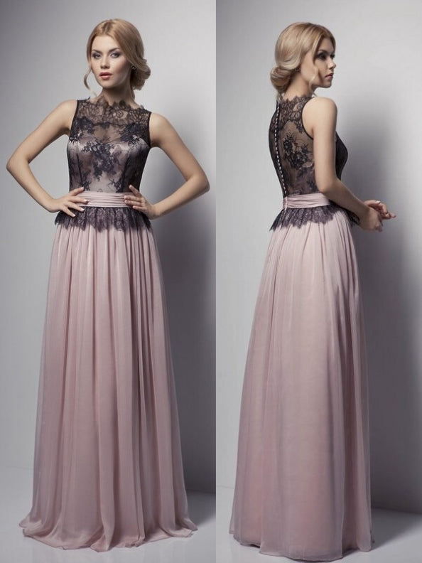 E15 Prom Dress,A-Line Evening Dress,Lace Prom Dress,A-Line Prom Dress,Long prom dress