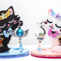 Meowgical Kitty Jewelry Display