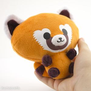 Kitsuko the Red Panda Plush