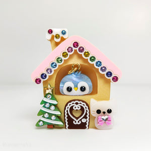 Kuma Village Gingerbread House (LE 50)