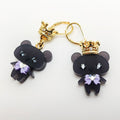 Kuma Village Bear Earrings