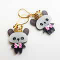 Kuma Village Bunny Earrings