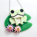 DAY 2: Hippity Hop Necklace or Brooch (30 Days of Unique Kawaii)