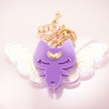 Fairy Kitty Necklace