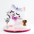 PRE-ORDER Meowgical Kitty Jewelry Display