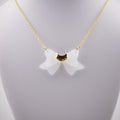 Queen Serenity Bow Necklace