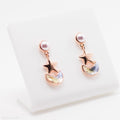 PRE-ORDER Moon Crystal Earrings