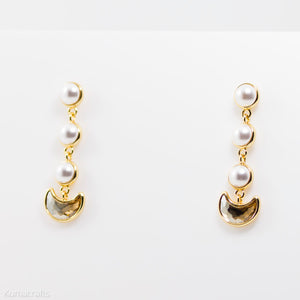 PRE-ORDER Moon Princess Earrings