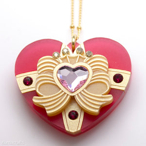 Mini Royal Heart Compact