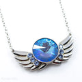 PRE-ORDER Sterling Silver Seraph Soar Wings Necklace