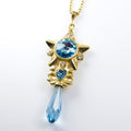 PRE-ORDER Sterling Silver Stellar Staff Necklace