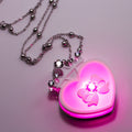 Spectral Prism Compact LED Necklace