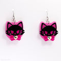 Angry Meows Earrings